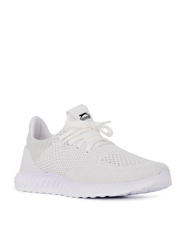 Slazenger Slazenger ATOMIC Yürüyüş Kadın Ayakkabı  Beyaz